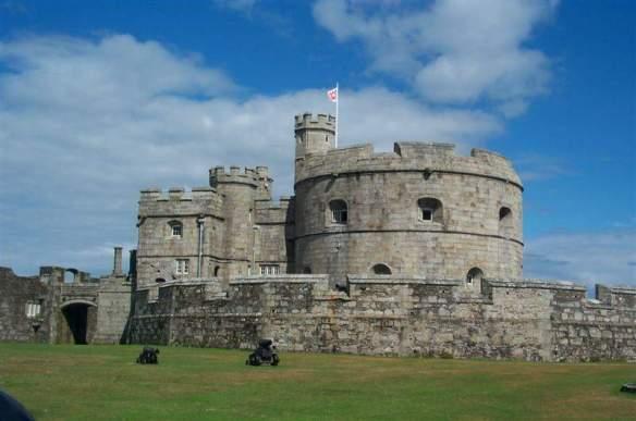 Pendennis_Castle