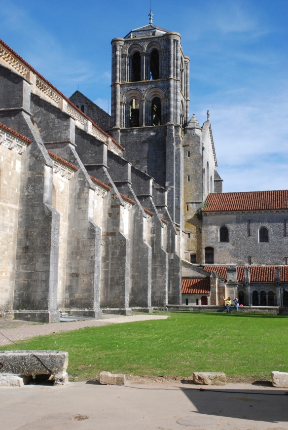 The basilica, Vézelay.