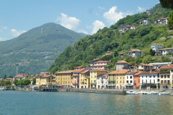 Domaso, Lago di Como.