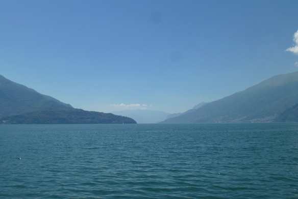 Lago di Como, looking South.