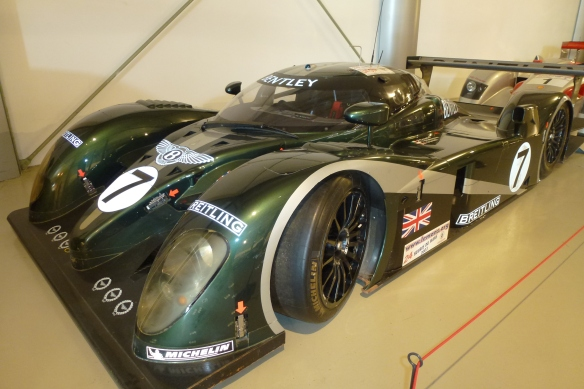 Le Mans Bentley Speed 8, Winner Le Mans 2003
