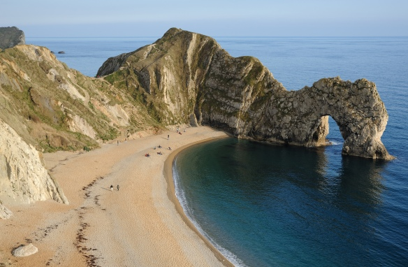 Durdle Door -  Photo by Saffron Blaze